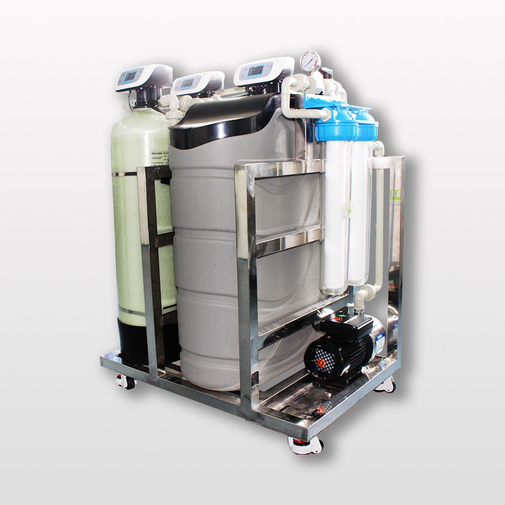 RephiTEKT X Prefiltration System for Super-Genie Water System