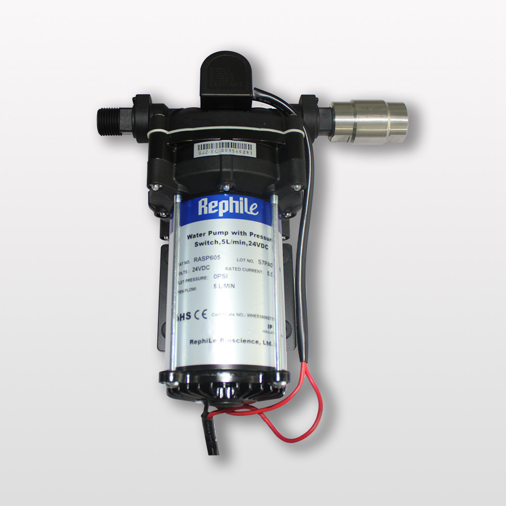 Feed Water Pump for Direct-Pure adept Water System