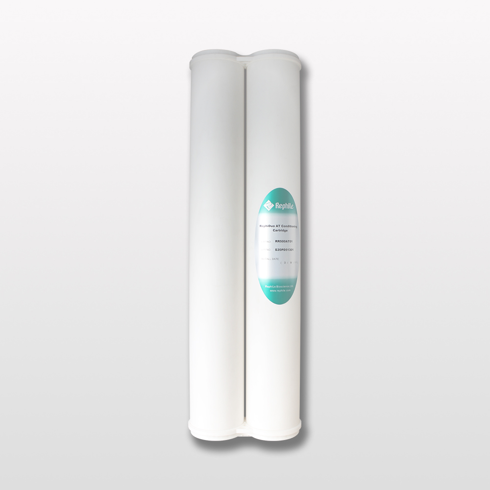 RephiDuo AT Conditioning Cartridge for Large Direct-Pure Water System