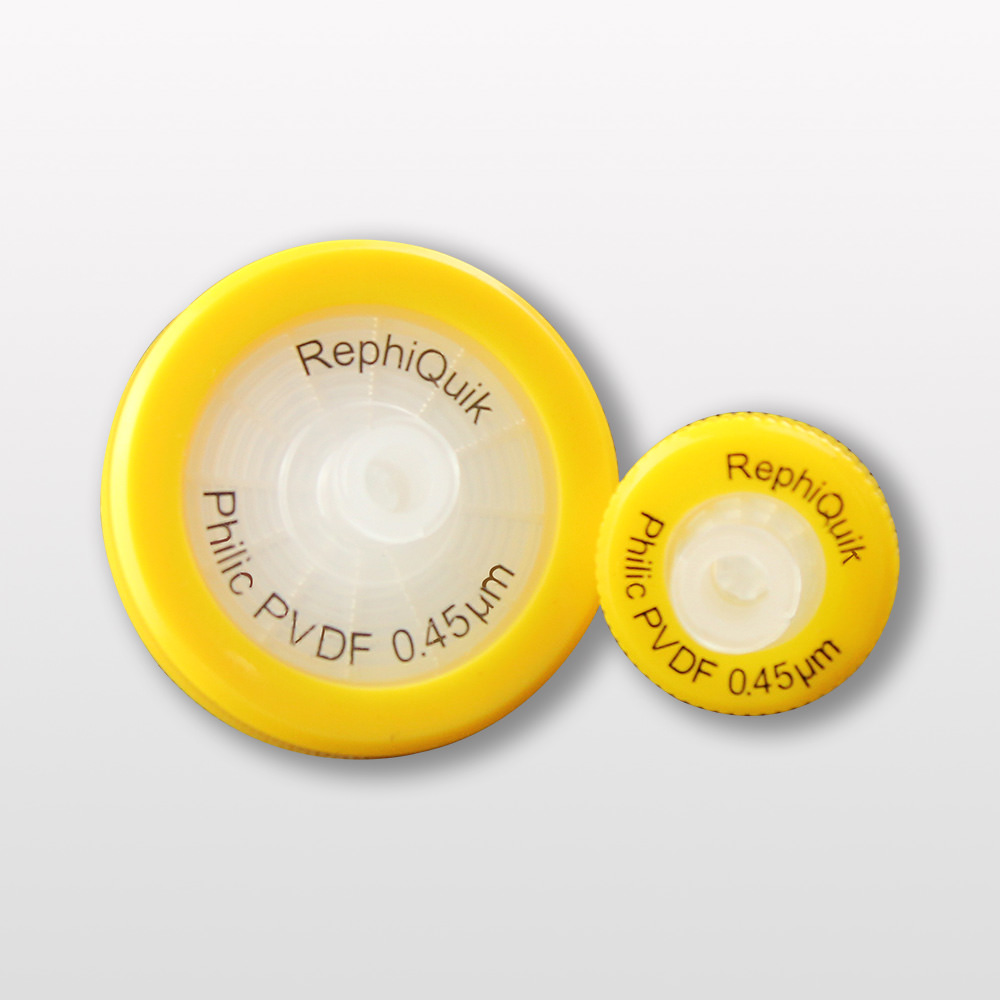 RephiQuik PVDF Non-sterile Syringe Filters
