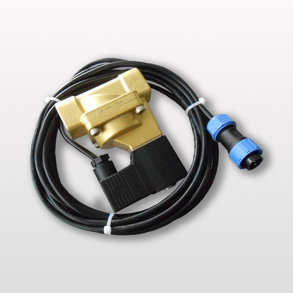 Feed Solenoid Valve for Super-Genie Water System