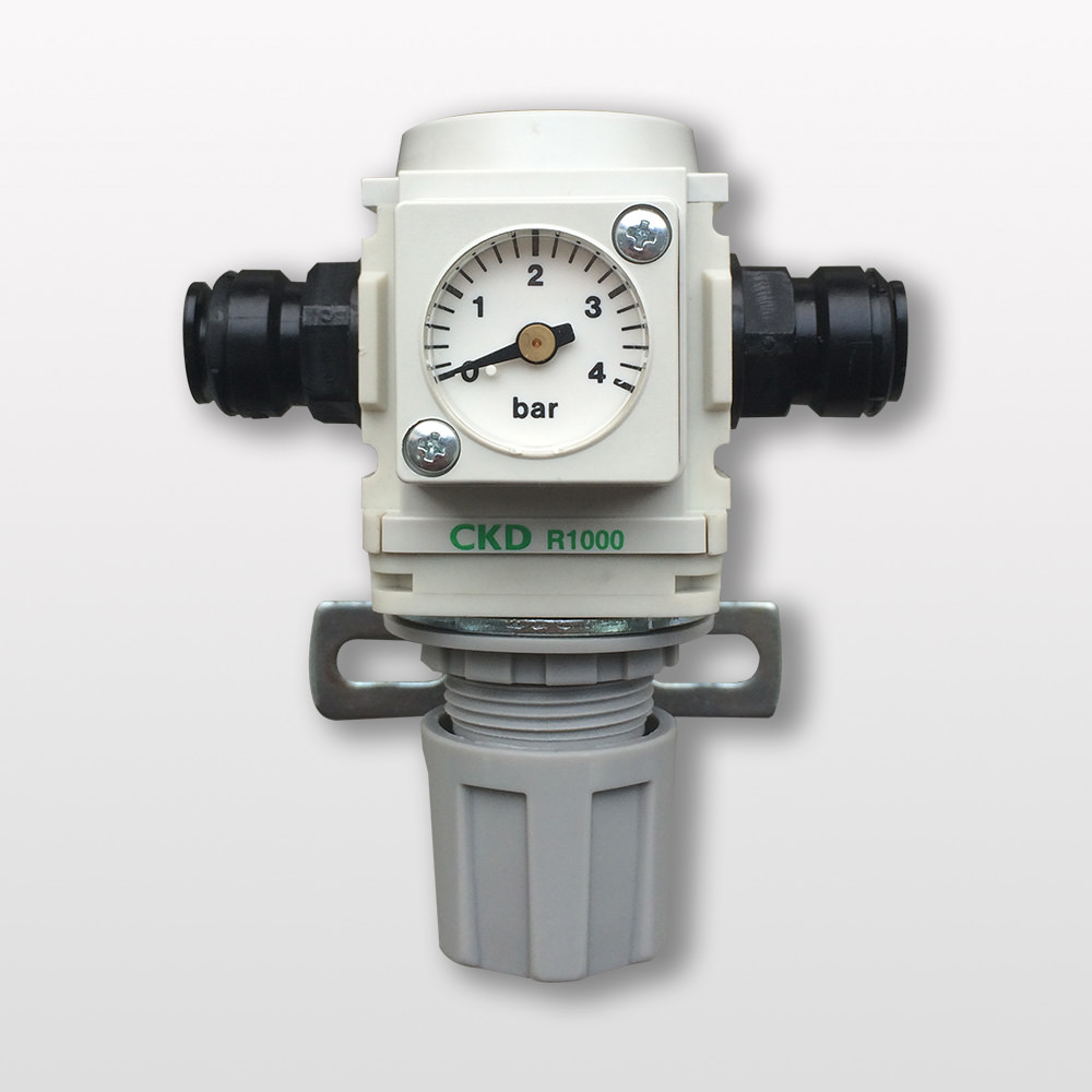 Pressure Regulator for PURIST Pro and PURIST Water Systems RAPR58562