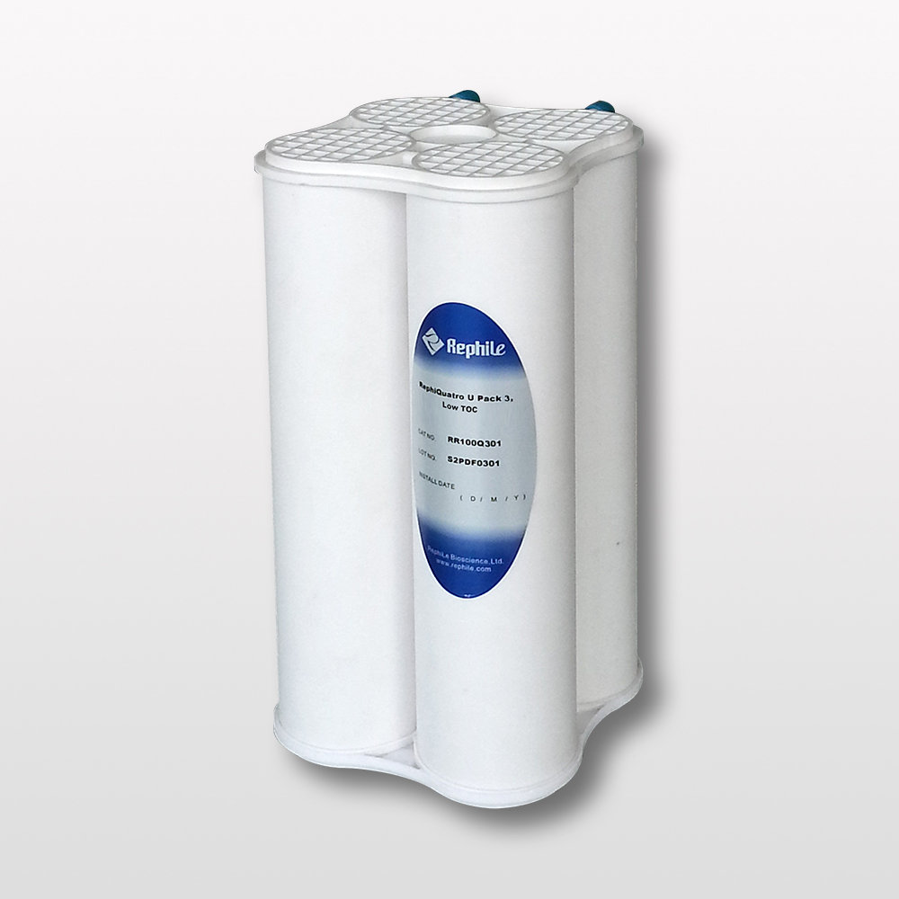 RephiQuatro U Pack for PURIST Water System RR100Q301