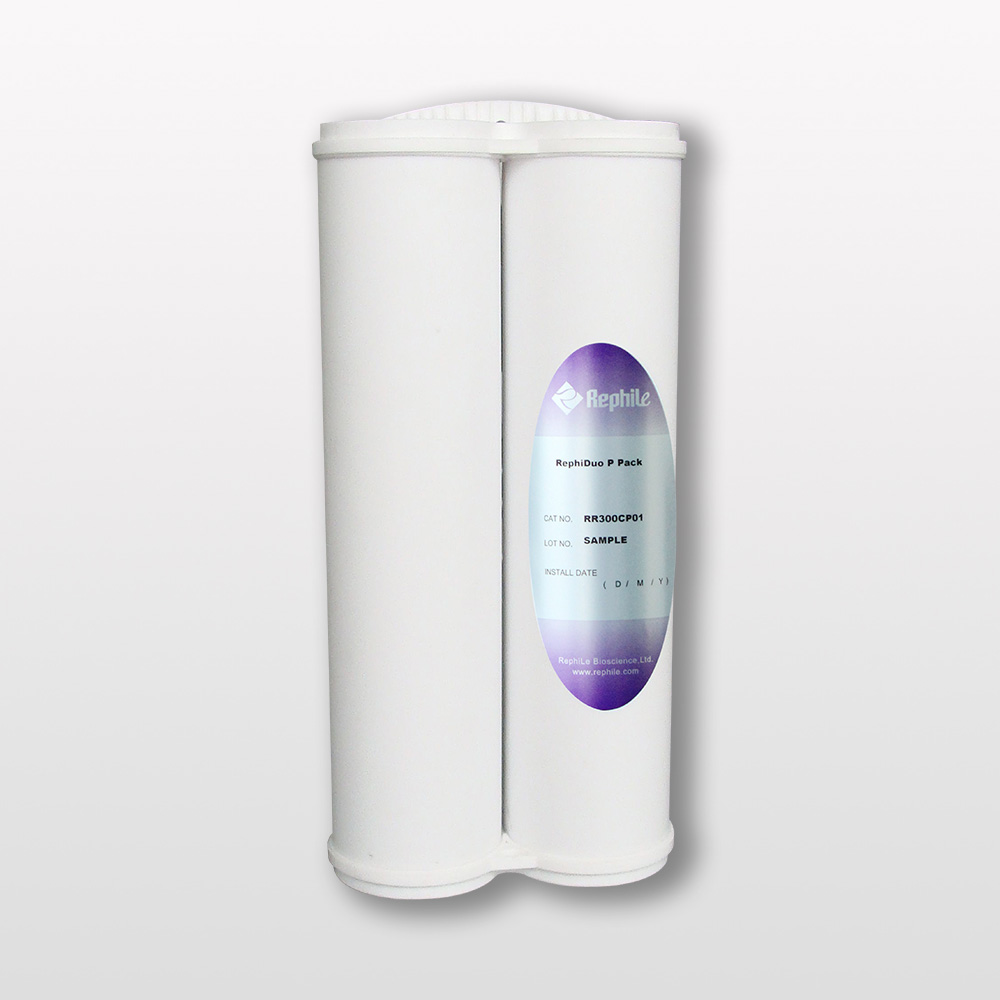 RephiDuo P Pack for Direct-Pure Water System