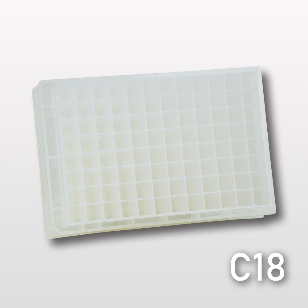 C18 96 well plate SalusPrep