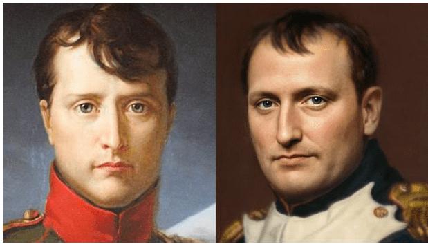 Наполеон: реальное лицо Императора Франции воссоздано голландским фотографом.