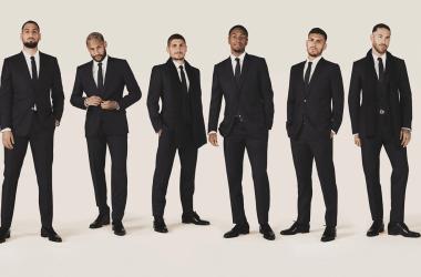 """Dior стал партнером """"ПСЖ"""" и разработал для команды официальные костюмы."""