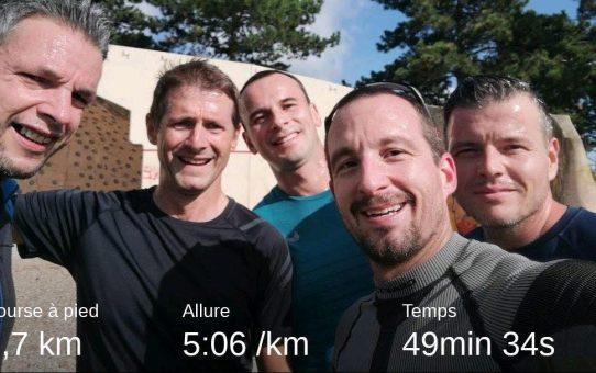 #UASG Triathlon & #UASG Athlé MeetUp & Run