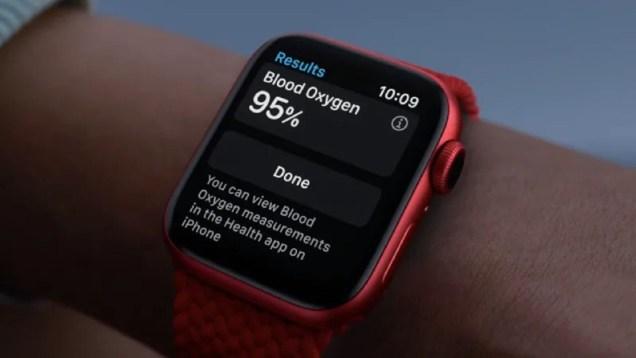Apple Watch 6 Misura La Spo2 E La Vo2 Max Salute Digitale
