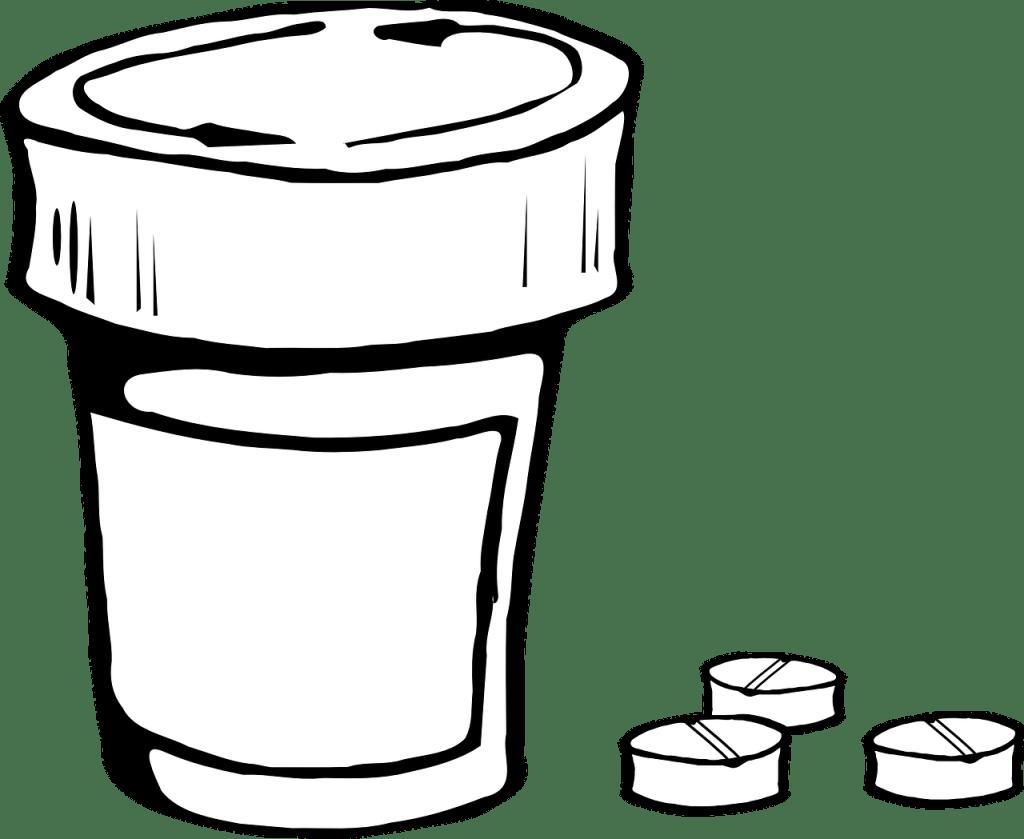 Aspirina, foto da Pixabay