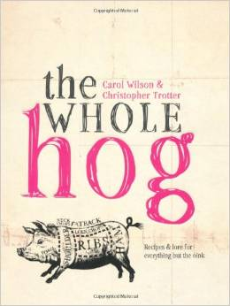 "Trotter's ""The Whole Hog"""