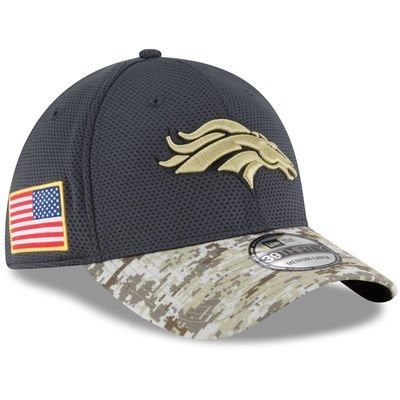 salute to service hats, denver broncos salute to service hats, fitted salute to service hats, adjustable salute to service hats