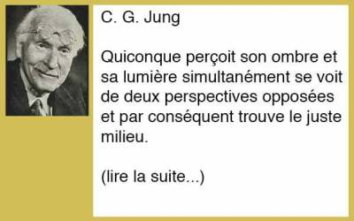 La citation du mardi – C.G. Jung