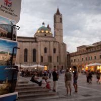 Ascoli Piceno, de stad van travertijn