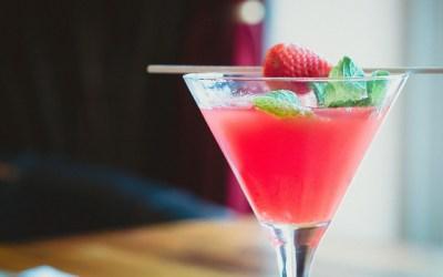 Aloe Vera Frozen Strawberry Daiquiri