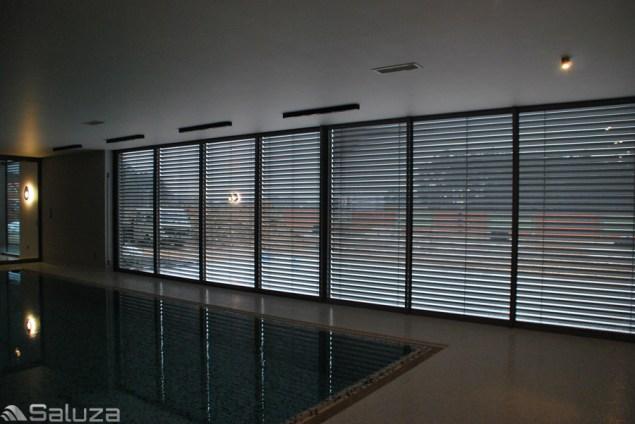 zaluzje fasadowe ral 9006 willa - saluza.eu