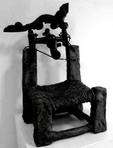 cadira escultorica