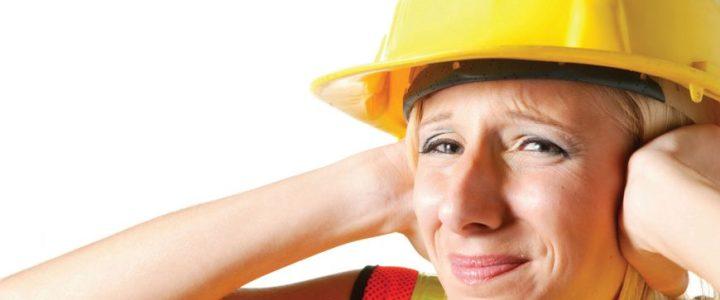 Perda auditiva por exposição a ruído é um dos maiores riscos