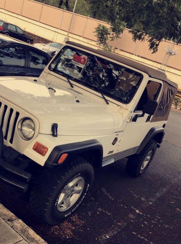Jeep Wrangler Salvage Yards : wrangler, salvage, yards, Wrangler, Salvage