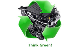 Used auto engines
