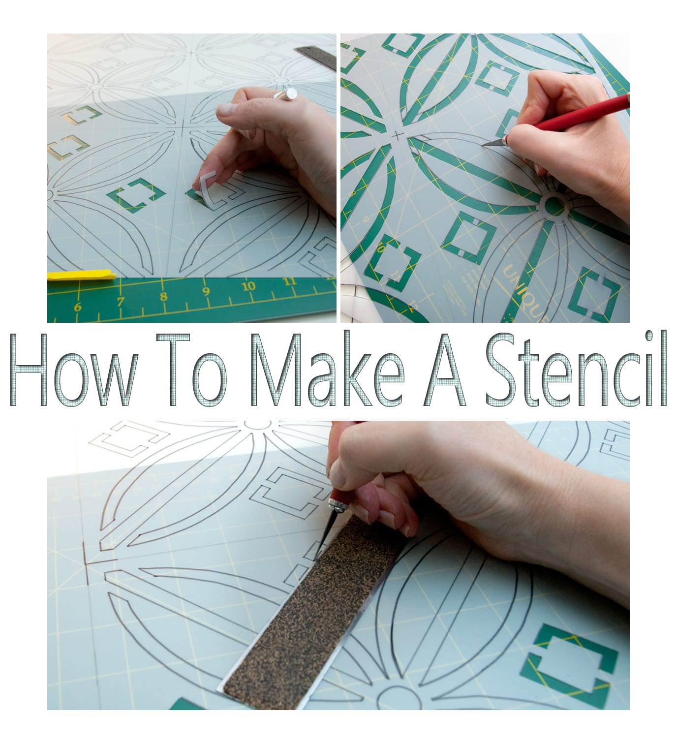 How To Make A Stencil Costly Gadgets Required