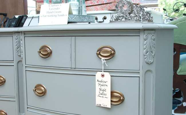 Chalk Paint Salvaged Inspirations
