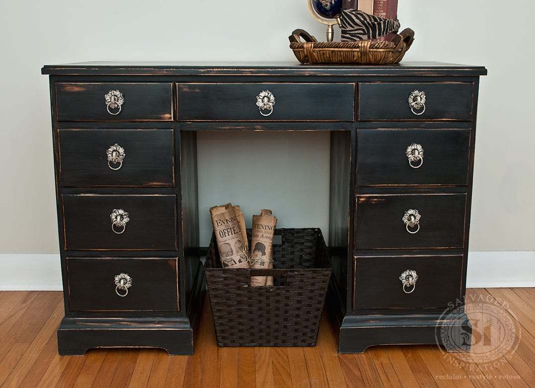 How To Distress Furniture With Beeswax Salvaged Inspirations