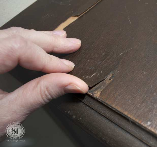 How To Fix Ling Or Chipped Veneer