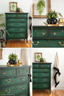 Layering Chalk Paint - Salvaged Inspirations