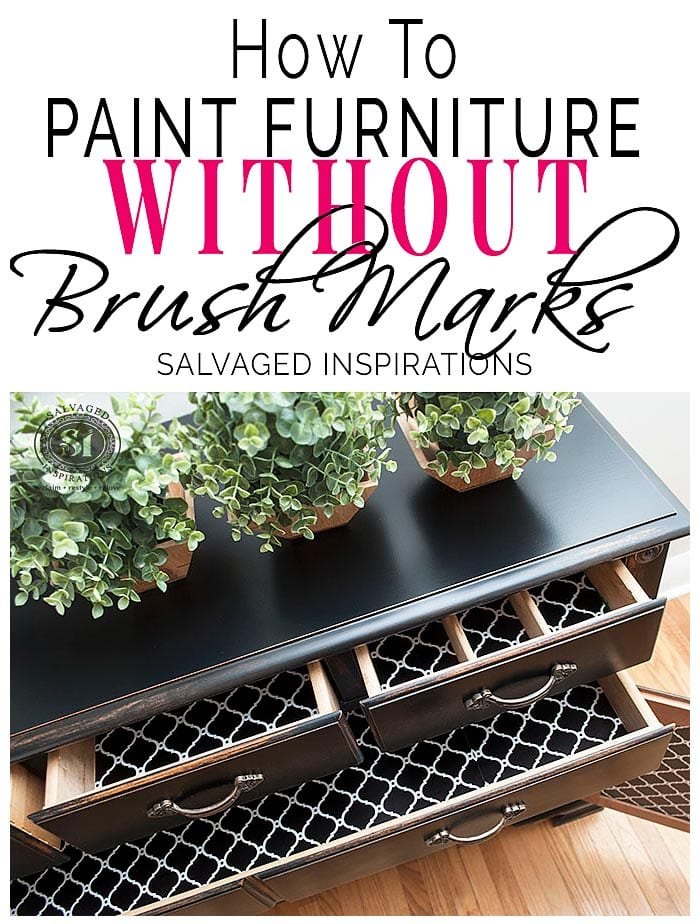 Eliminate Brush Strokes Latex Paint