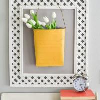 Tips For DIY Art Using Old Frames