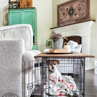 Dog Crate Tabletop