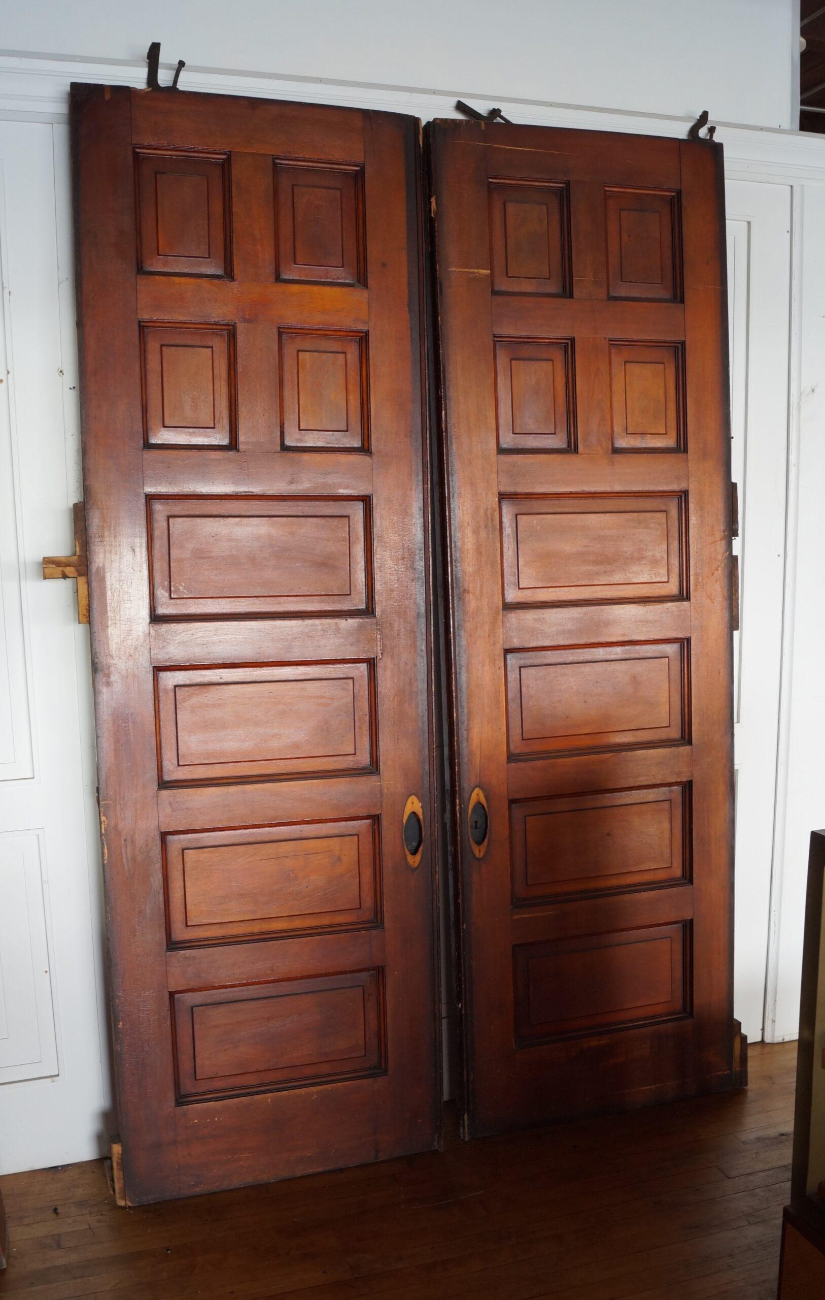 8 Panel Door : panel, Panel, Pocket, Salvage