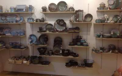 Handmade Pottery Studio Growing and Accepting New Wholesale Accounts