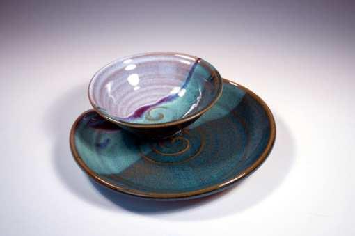 soup and sandwich pottery