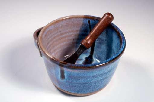 spread cup sky pottery
