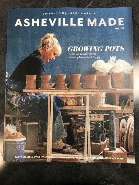 salvaterra pottery asheville made magazine