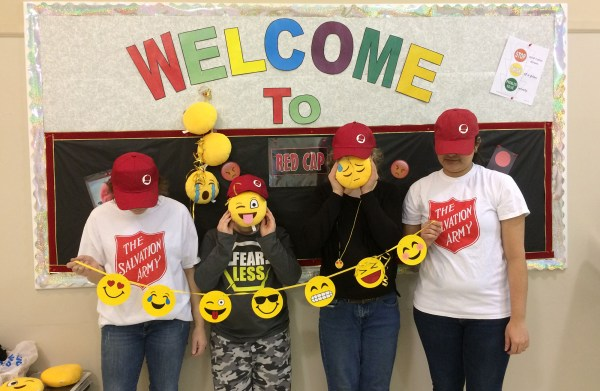 Red Cap Program Helps Kids Cope With Anger - Alberta