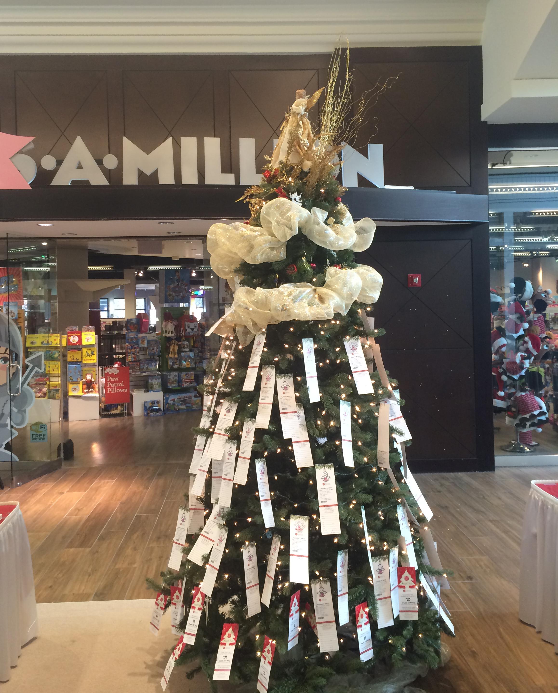 Salvation Army of Birmingham, AL Angel Tree 2017 - Salvation Army of ...
