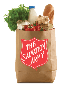 TSA grocery bag