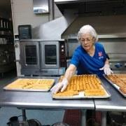 preparing meals lakeland