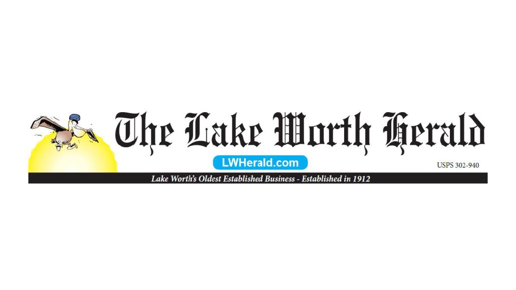 Lake Worth Herald Banner