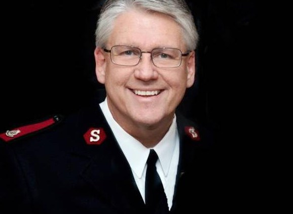 Major Chip Hall PBC Area Commander