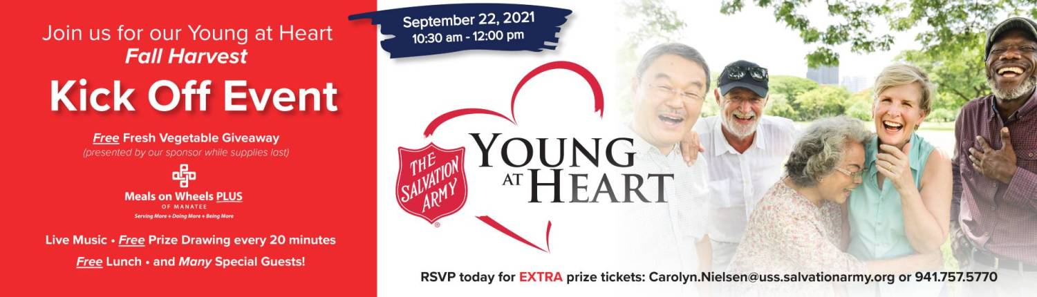 Manatee County Young at Heart program