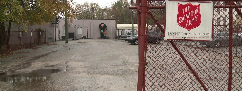 Salvation Army Petersburg Homeless Shelter
