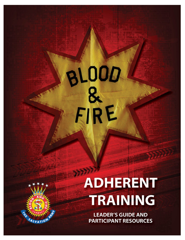 Adherent Training  Salvation Army Canada