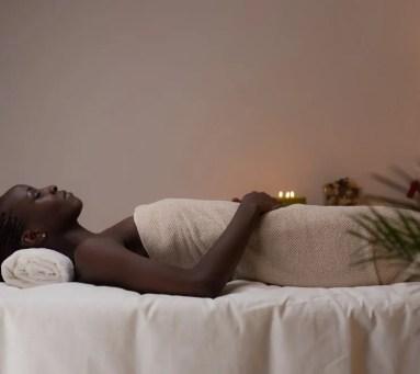 table-massage