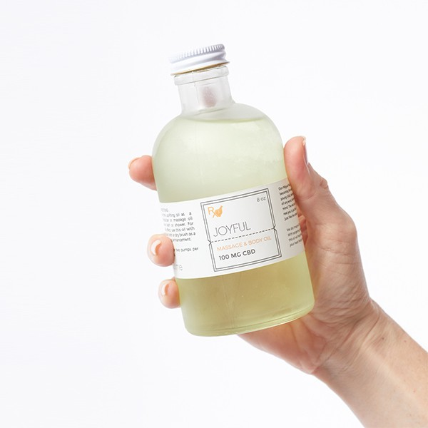 Joyful Massage Body Oil
