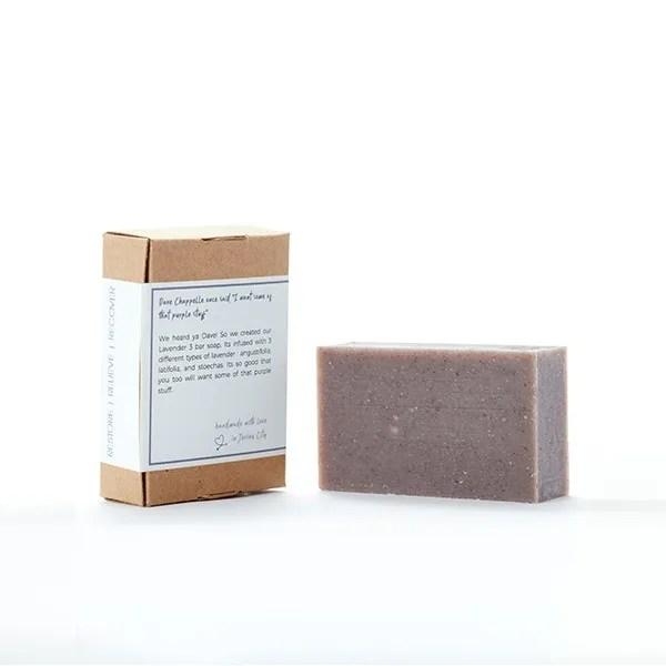 Lavender 3 Bar Soap