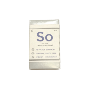 Soothe CBD Bar Soap